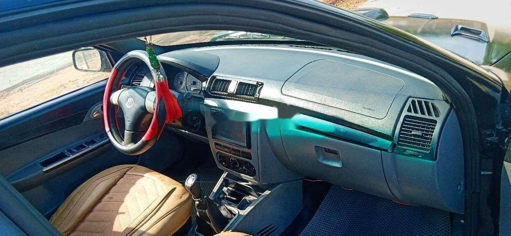 Cần bán Lifan 520 đời 2008, màu đen xe nguyên bản (4)