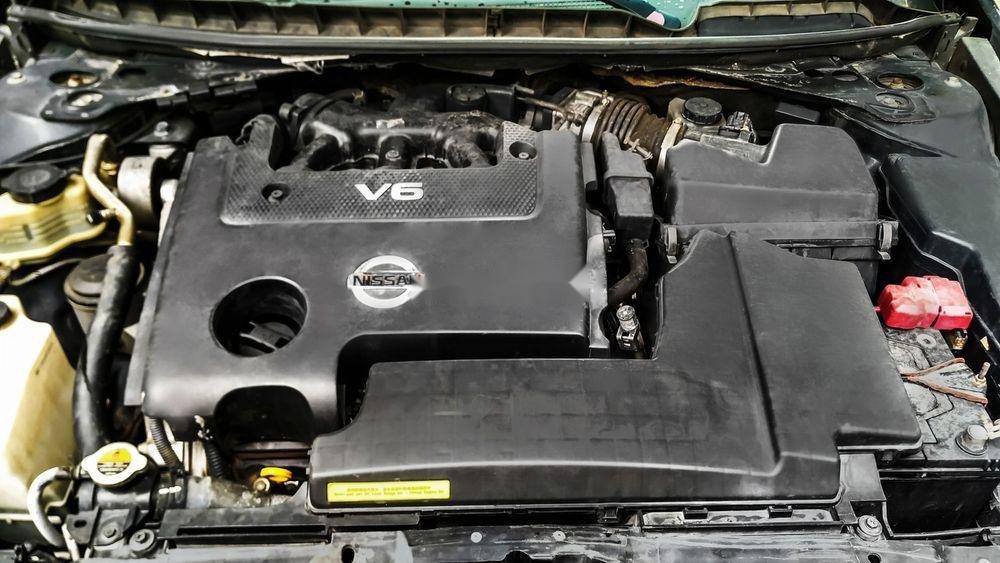 Bán xe Nissan Teana 2.5XV V6 năm 2010, màu đen, giá 515Tr (11)