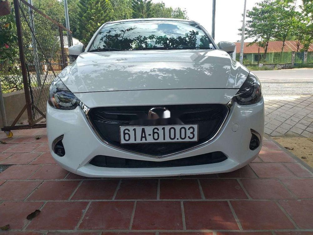 Cần bán lại xe Mazda 2 đời 2018, màu trắng, xe nhập chính hãng (6)