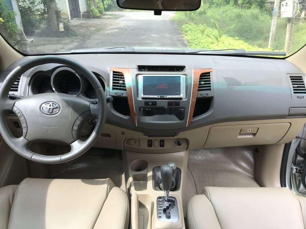 Bán Toyota Fortuner V đời 2010, số tự động, 2 cầu, xe gia đình ít chạy (5)