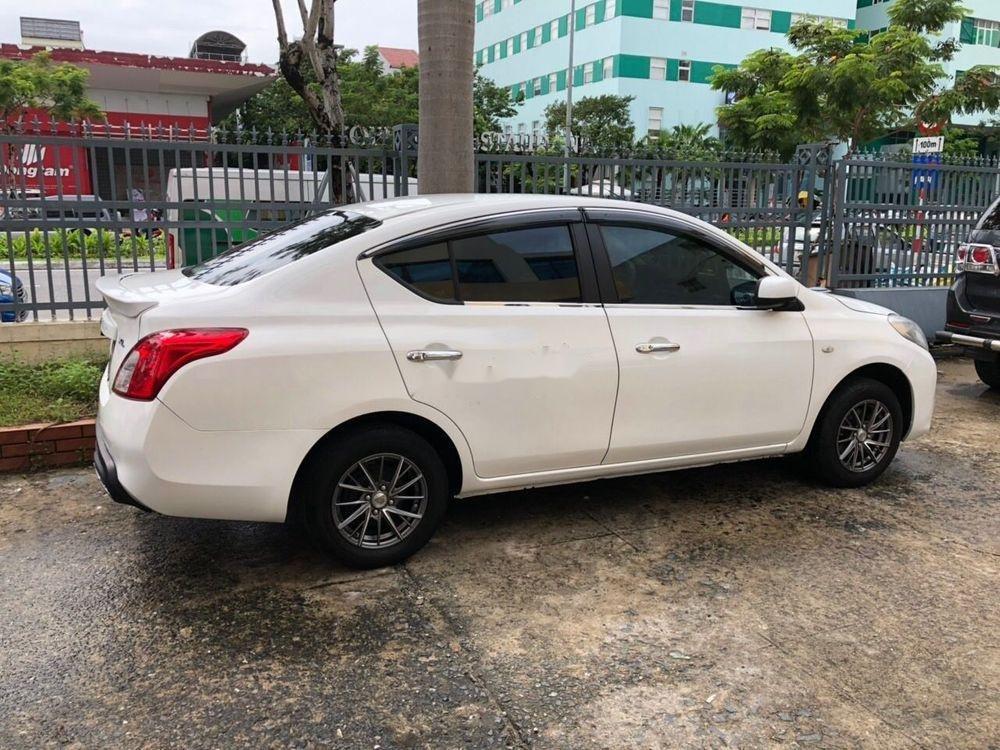 Bán xe Nissan Sunny đời 2014, màu trắng, số sàn, giá cạnh tranh (6)