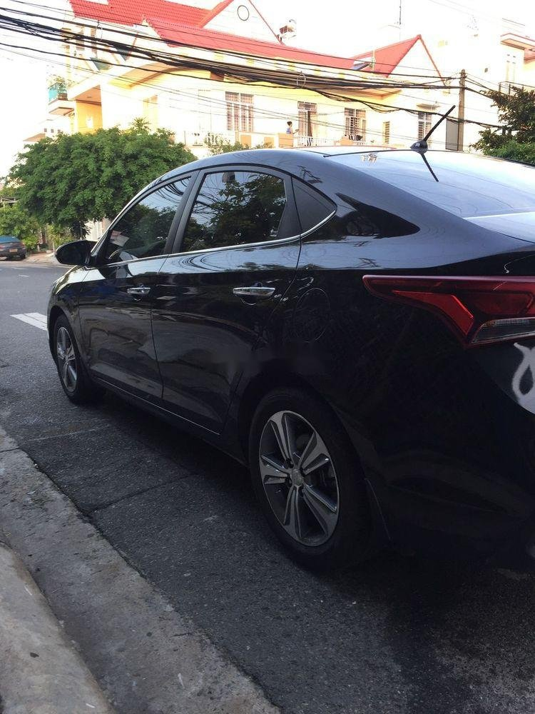 Bán xe cũ Hyundai Accent sản xuất năm 2018, xe gia đình (7)