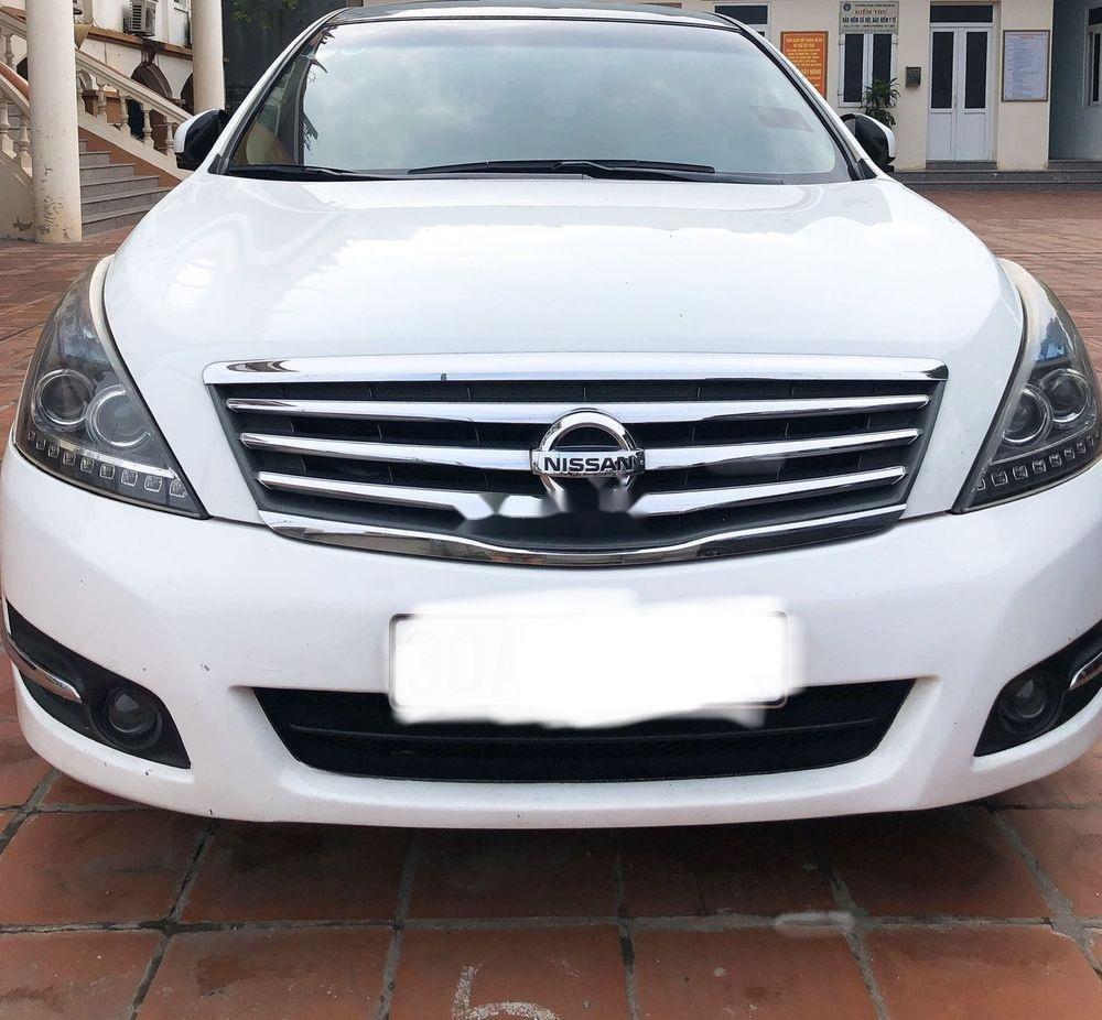 Cần bán xe cũ Nissan Teana đời 2010, xe nhập, giá tốt (1)