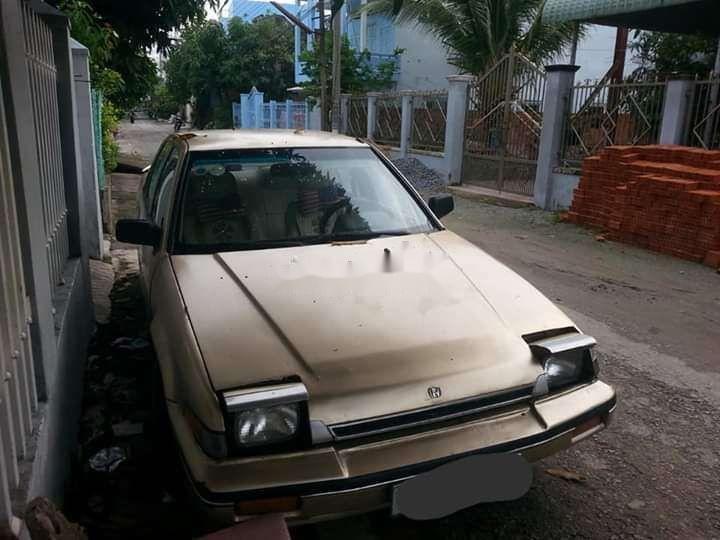 Bán Honda Accord sản xuất 1987 chính chủ xe nguyên bản (4)
