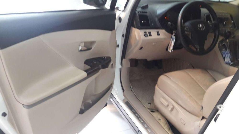 Cần bán lại Toyota Venza sản xuất năm 2009, màu trắng, nhập khẩu (4)