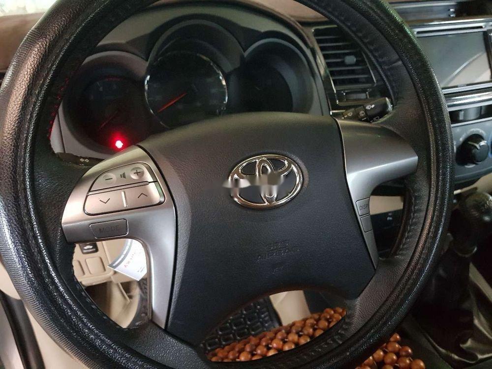Cần bán lại xe Toyota Fortuner đời 2016 chính chủ, xe nguyên bản (2)