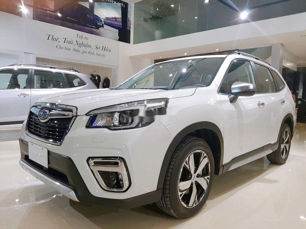 Bán Subaru Forester đời 2019, màu trắng, nhập khẩu  (2)