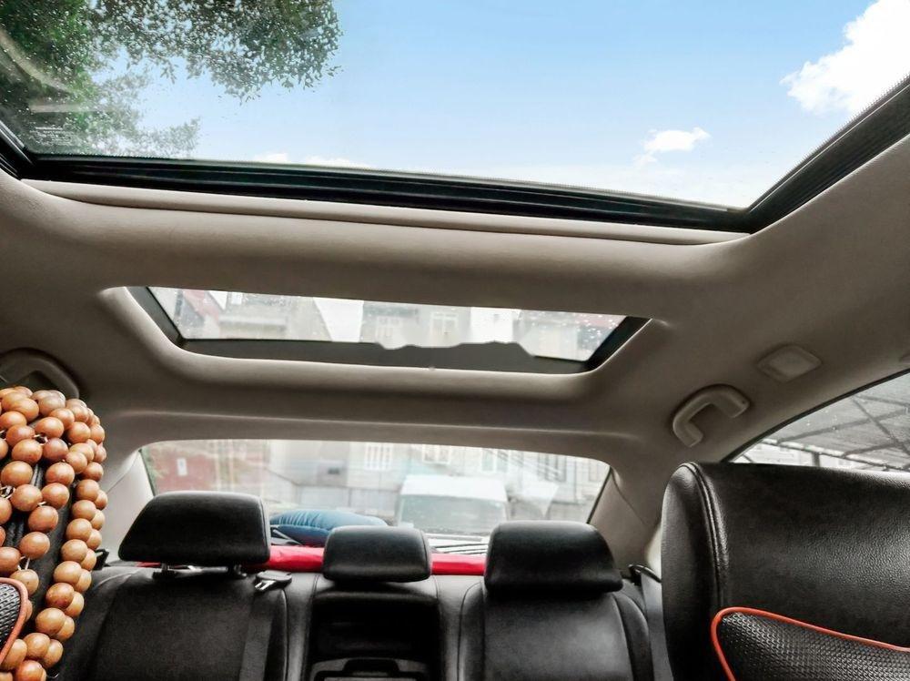 Bán xe Nissan Teana 2.5XV V6 năm 2010, màu đen, giá 515Tr (3)