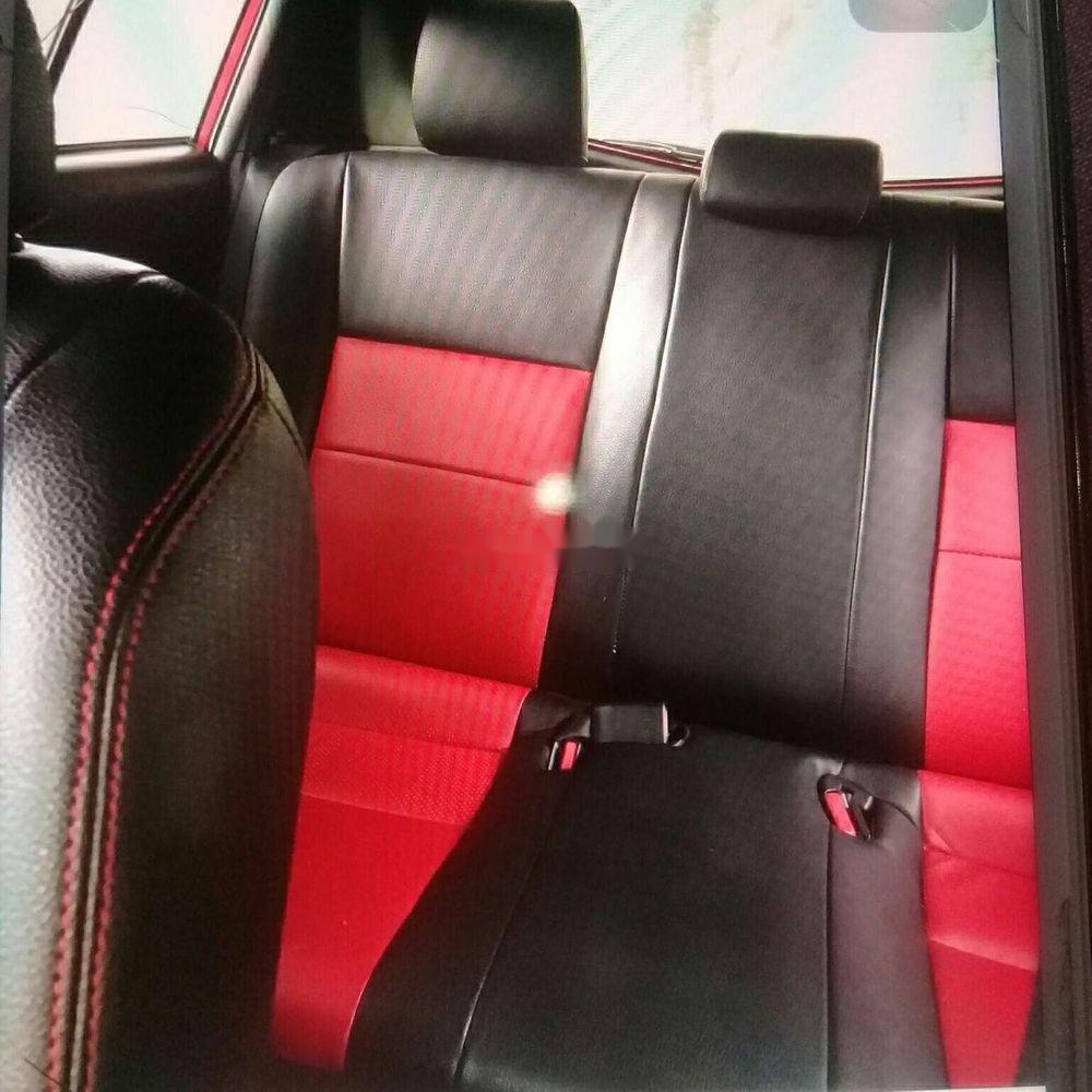 Cần bán gấp Toyota Yaris năm 2014, màu đỏ, xe nhập (5)