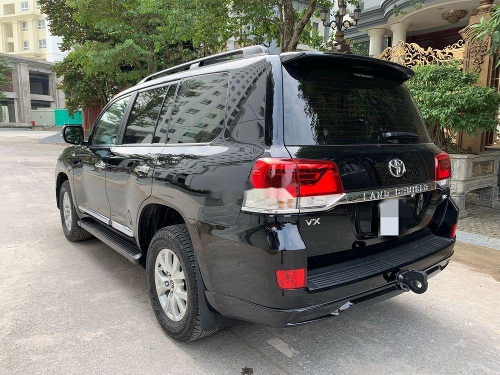 Bán xe Toyota Land Cruiser đời 2017, màu đen, xe nhập, chính chủ (3)