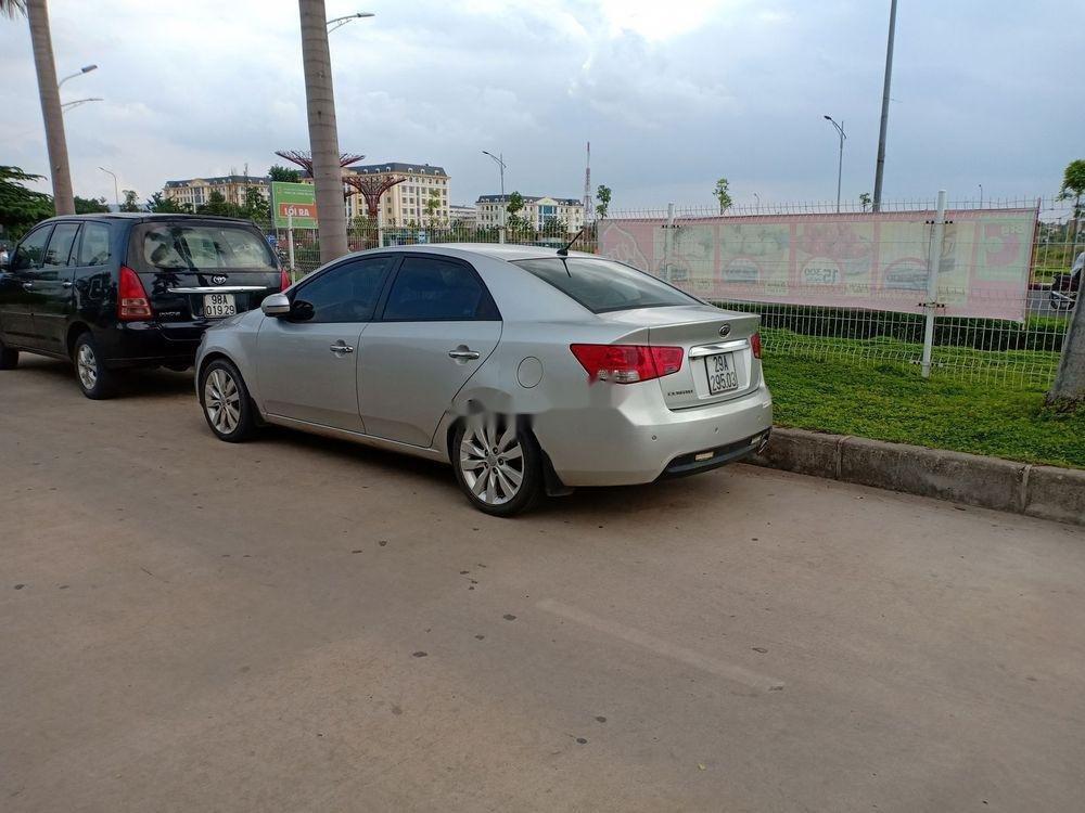Bán xe cũ Kia Cerato đời 2011, màu bạc, xe nhập, 380tr (7)