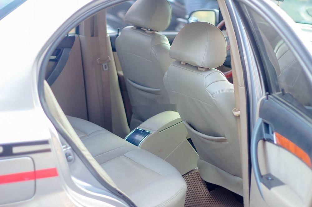 Bán Chevrolet Aveo sản xuất 2008, màu bạc chính chủ  (2)