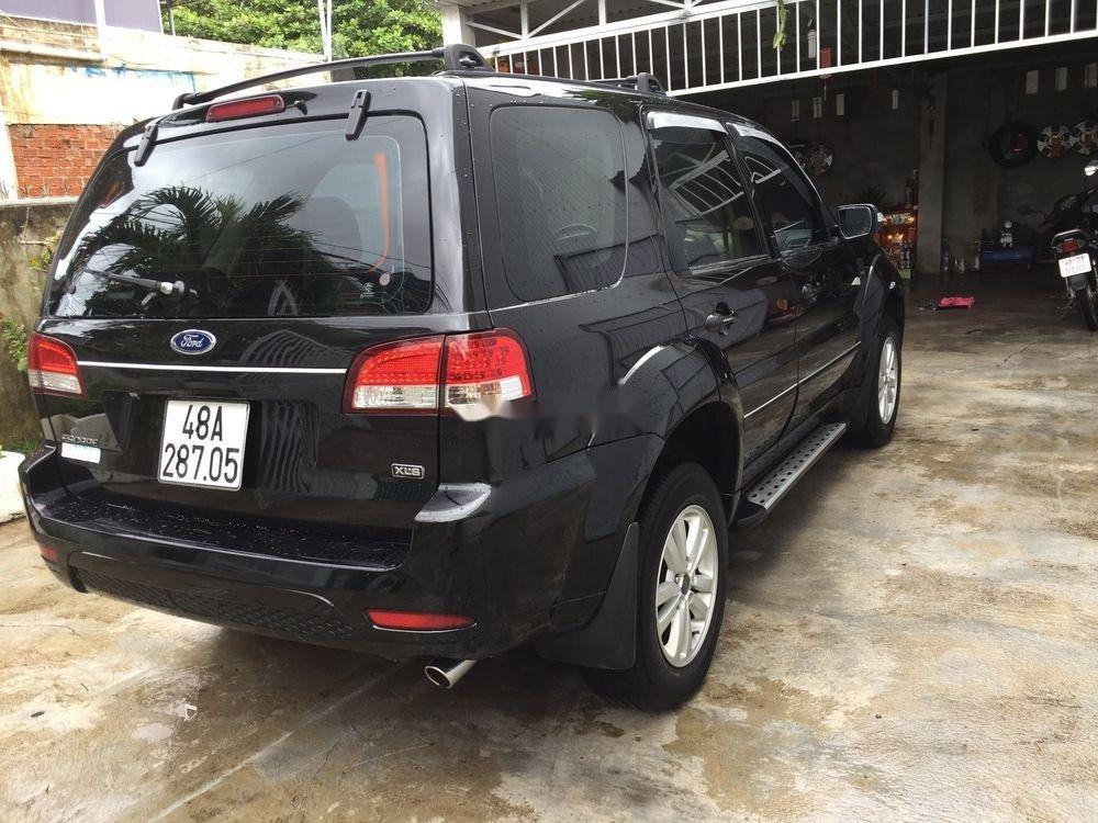 Cần bán Ford Escape 2010, màu đen xe gia đình, xe nguyên bản (5)