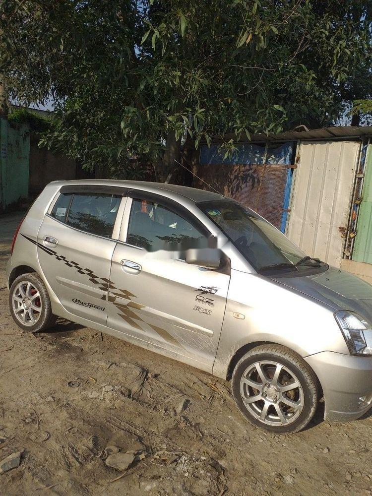 Cần bán lại xe Kia Morning sản xuất năm 2008, xe nhập chính hãng (1)