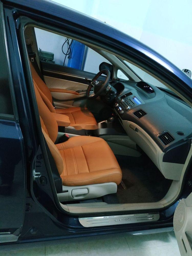 Cần bán Honda Civic đời 2008, màu xanh lam, nhập khẩu, số tự động (3)