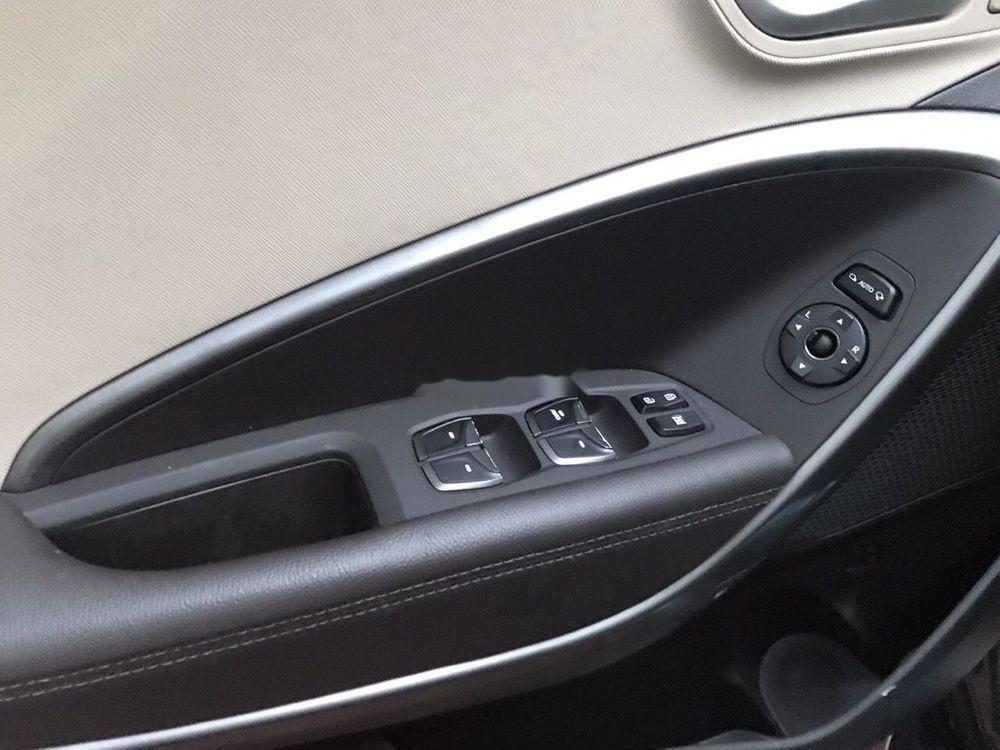 Bán Hyundai Santa Fe năm 2016, màu nâu xe nguyên bản (8)