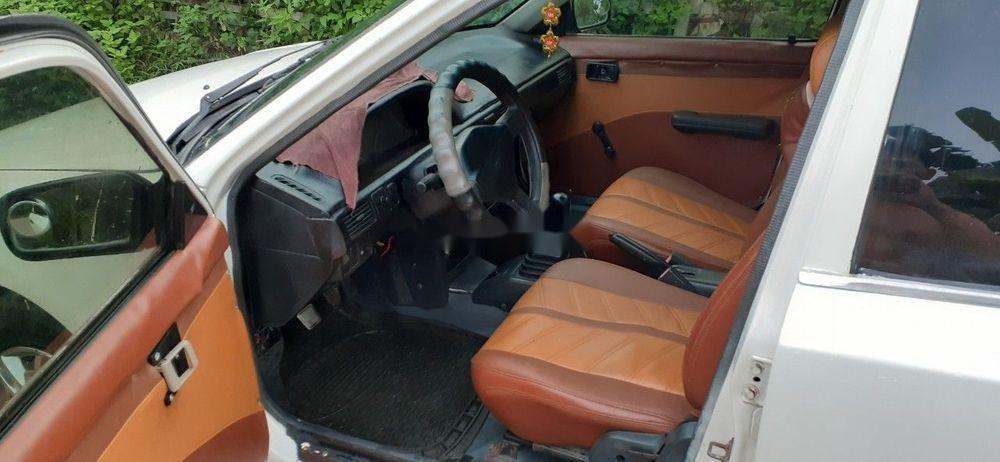 Bán Mazda 323 năm 1995, màu trắng xe gia đình, còn nguyên bản (5)
