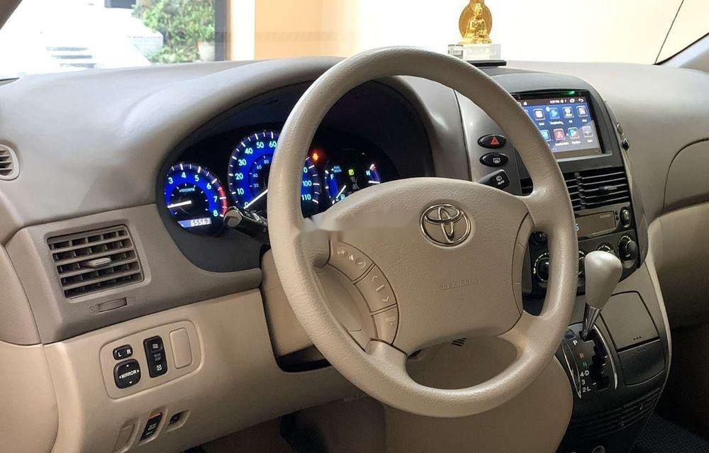 Cần bán lại xe Toyota Sienna 3.5LE 2008, màu đen, nhập khẩu nguyên chiếc chính chủ (3)