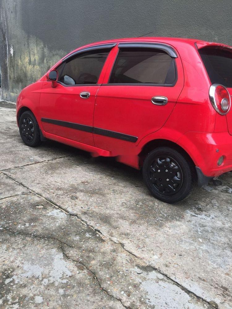 Bán ô tô Chevrolet Spark đời 2012, màu đỏ, giá chỉ 99 triệu, đăng ký lần đầu 2012 (2)