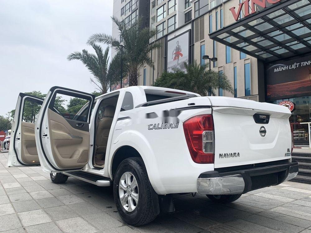 Bán Nissan Navara sản xuất 2016, màu trắng, nhập khẩu nguyên chiếc chính hãng (8)