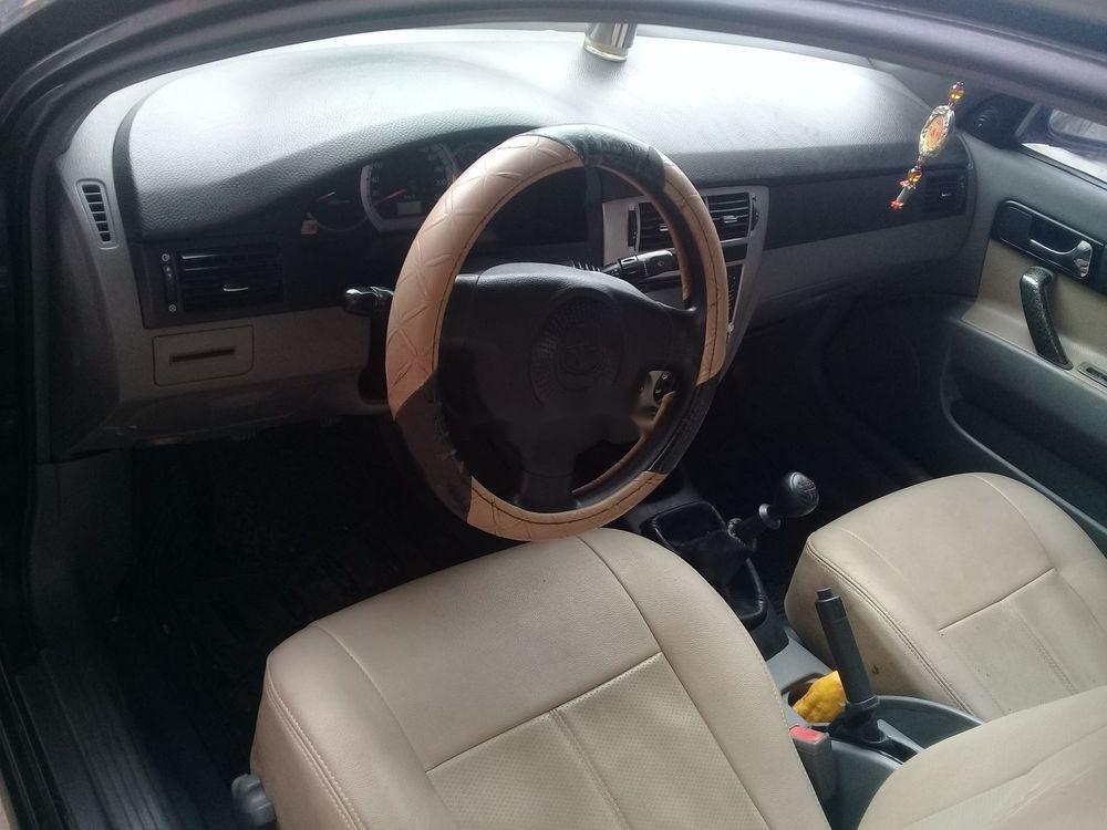 Bán Chevrolet Lacetti sản xuất năm 2004, màu đen, giá chỉ 110 triệu (2)