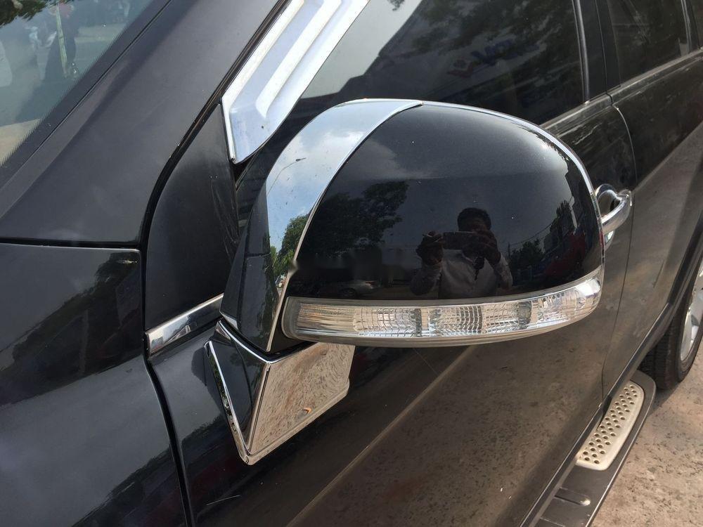 Xe Chevrolet Captiva sản xuất năm 2008, màu đen, giá 285tr (3)
