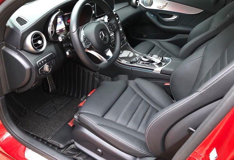 Bán Mercedes sản xuất 2018, màu đỏ còn mới, xe nguyên bản (7)