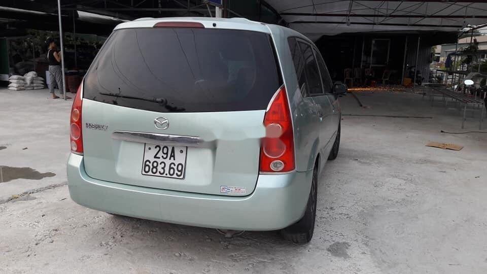 Bán Mazda Premacy năm sản xuất 2003, 175tr xe nguyên bản (7)