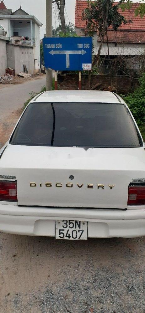 Bán Mazda 323 năm 1995, màu trắng xe gia đình, còn nguyên bản (6)