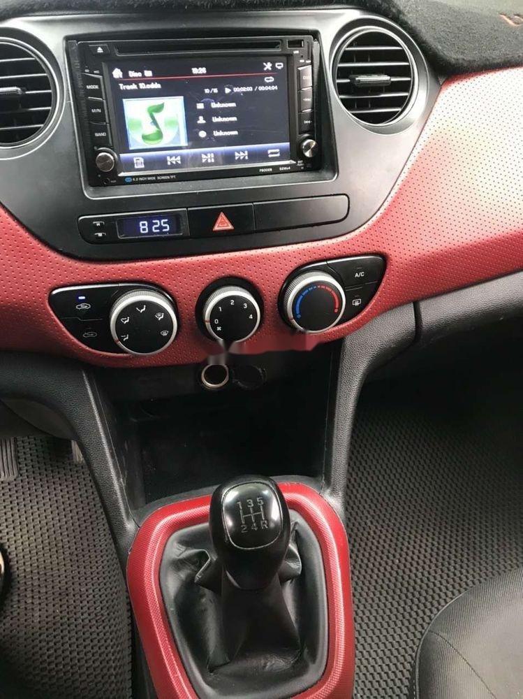 Bán xe Hyundai Grand i10 2015, nhập khẩu, giá cạnh tranh (9)
