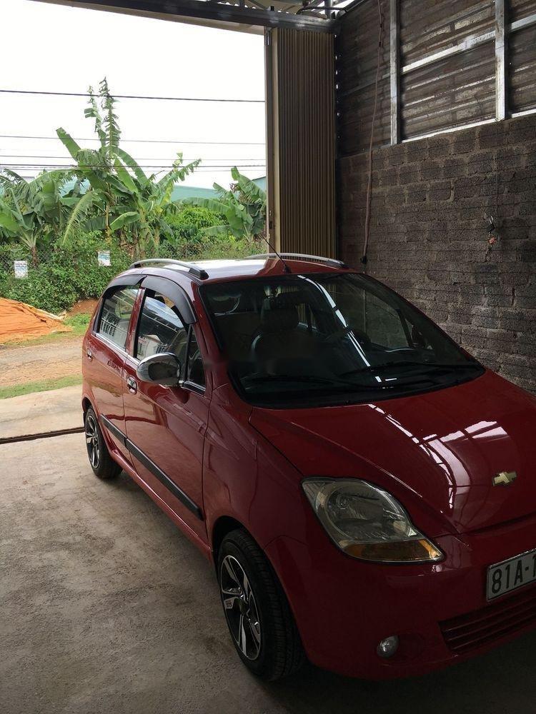 Bán Chevrolet Spark 2011, màu đỏ, nhập khẩu nguyên chiếc, xe gia đình (6)