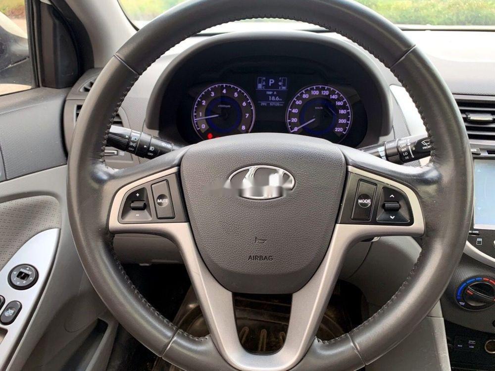 Cần bán xe Hyundai Accent đời 2015, xe nguyên bản (6)