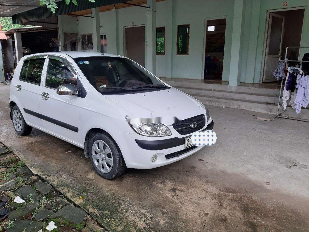 Cần bán Hyundai Getz sản xuất 2010, nhập khẩu nguyên chiếc (2)