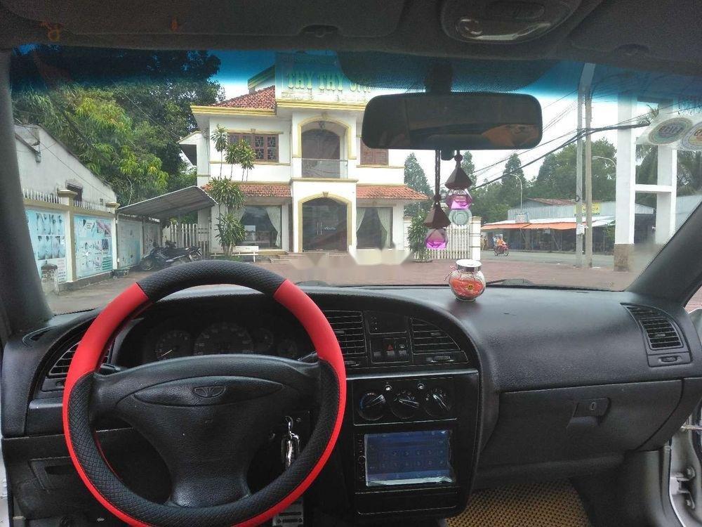 Bán ô tô Daewoo Nubira MT đời 2003, màu trắng, nhập khẩu nguyên chiếc (2)