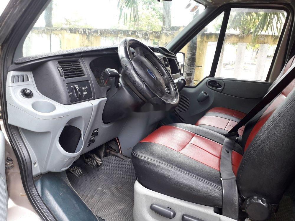 Bán xe Ford Transit 2009, màu bạc, chính chủ, giá chỉ 275 triệu (3)