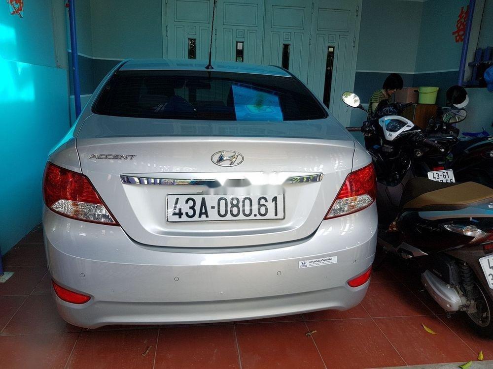 Bán ô tô Hyundai Accent sản xuất 2014, xe nguyên bản (1)