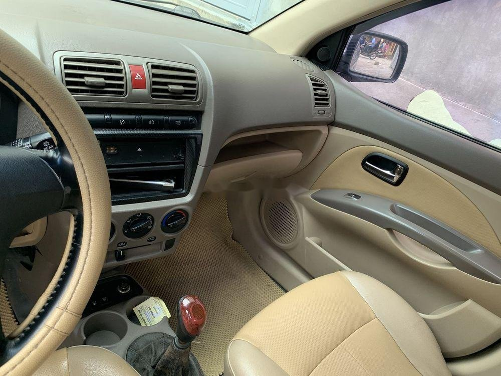 Cần bán xe Kia Morning SLX  MT sản xuất 2004, màu bạc, nhập khẩu (7)