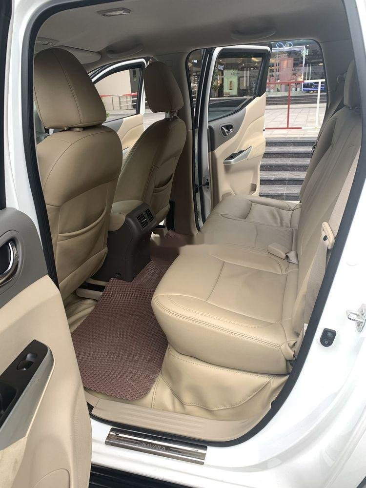 Bán Nissan Navara sản xuất 2016, màu trắng, nhập khẩu nguyên chiếc chính hãng (5)