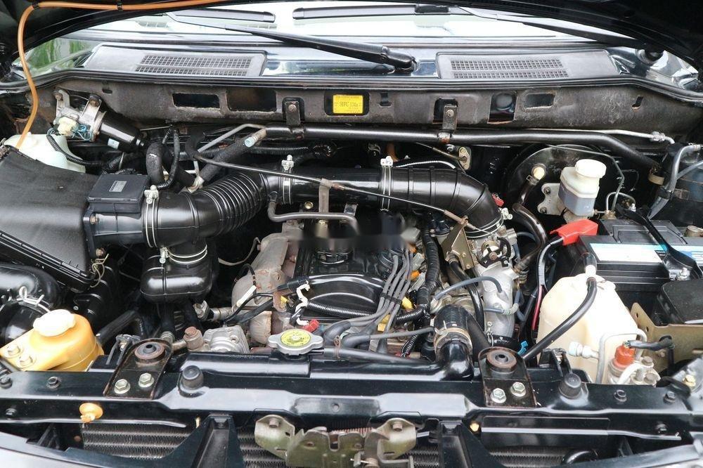 Bán Mitsubishi Jolie sản xuất 2005, màu đen, xe gia đình, giá 209tr (2)