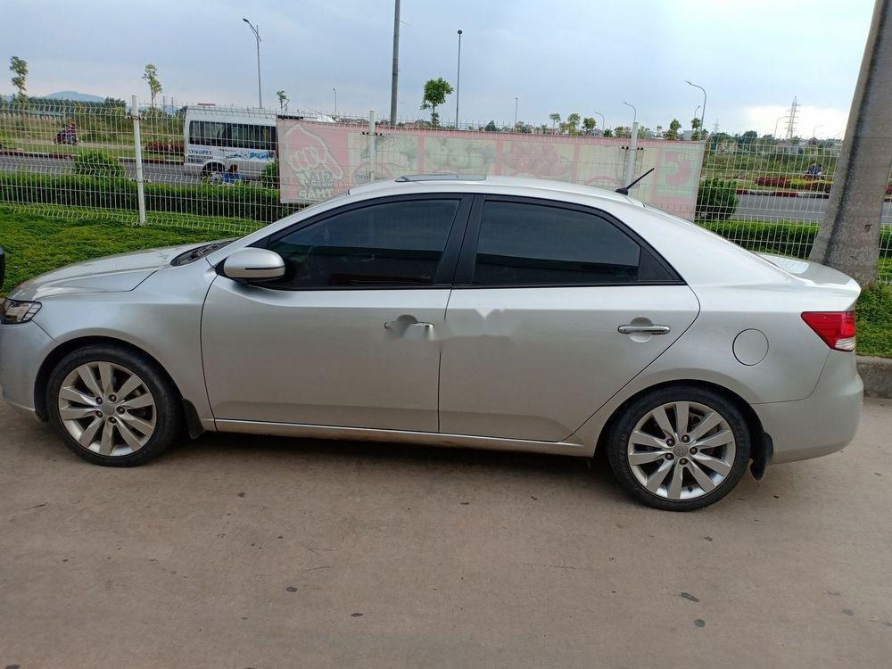 Bán xe cũ Kia Cerato đời 2011, màu bạc, xe nhập, 380tr (6)
