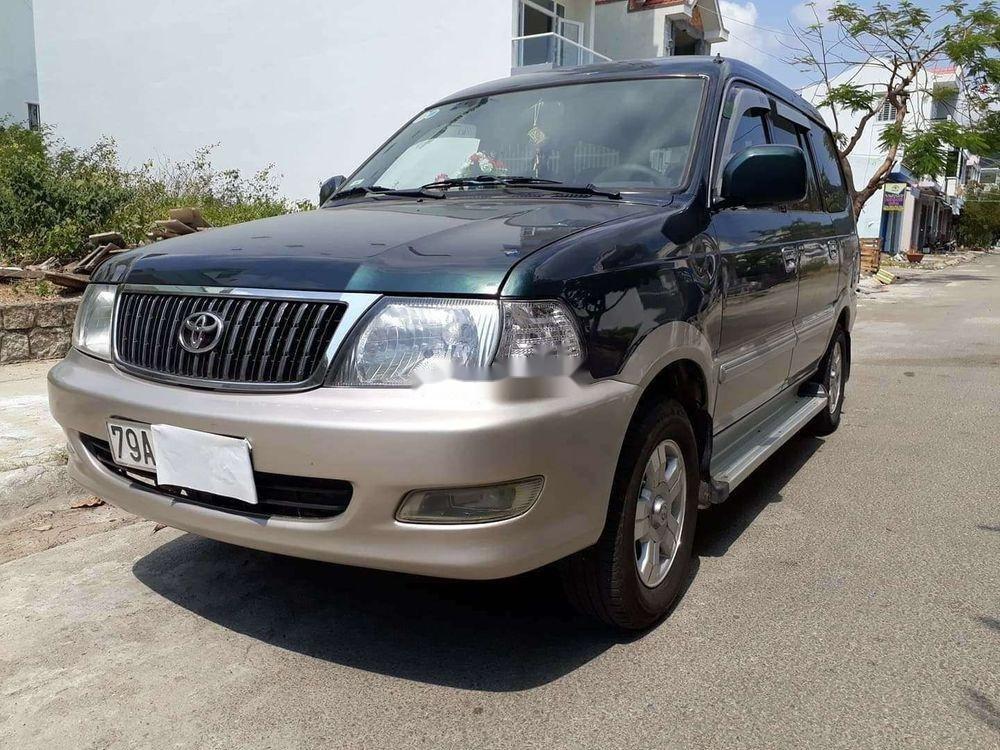 Bán Toyota Zace năm 2004, xe nhập, giá 240tr (1)