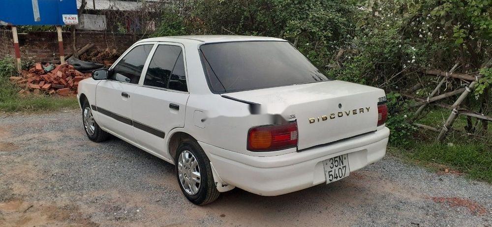 Bán Mazda 323 năm 1995, màu trắng xe gia đình, còn nguyên bản (7)