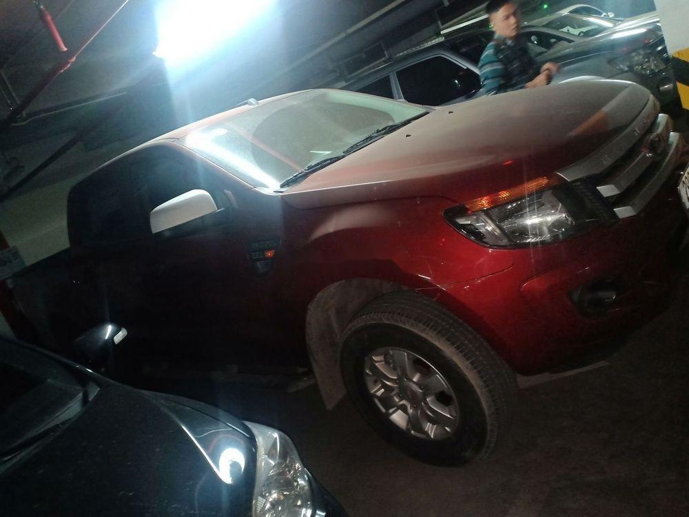 Cần bán xe cũ Ford Ranger đời 2015, màu đỏ (2)