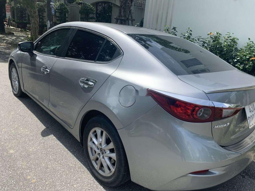 Cần bán Mazda 3 năm sản xuất 2016, màu bạc, nhập khẩu, số tự động  (2)