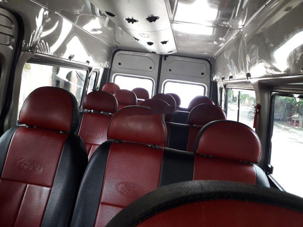 Bán xe Ford Transit 2009, màu bạc, chính chủ, giá chỉ 275 triệu (2)