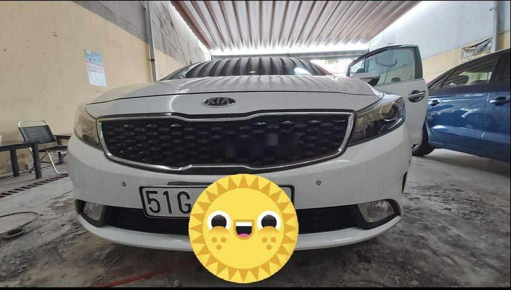 Bán xe Kia Cerato sản xuất 2017, nhập khẩu chính hãng, giá bán 540tr (1)