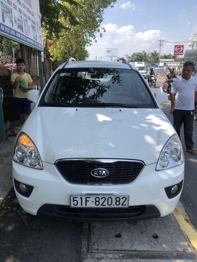 Bán ô tô Kia Carens đời 2016, màu trắng, số sàn, giá tốt (1)