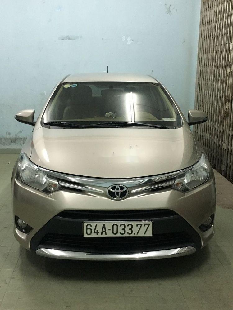 Cần bán Toyota Vios MT đời 2016, nhập khẩu nguyên chiếc (1)