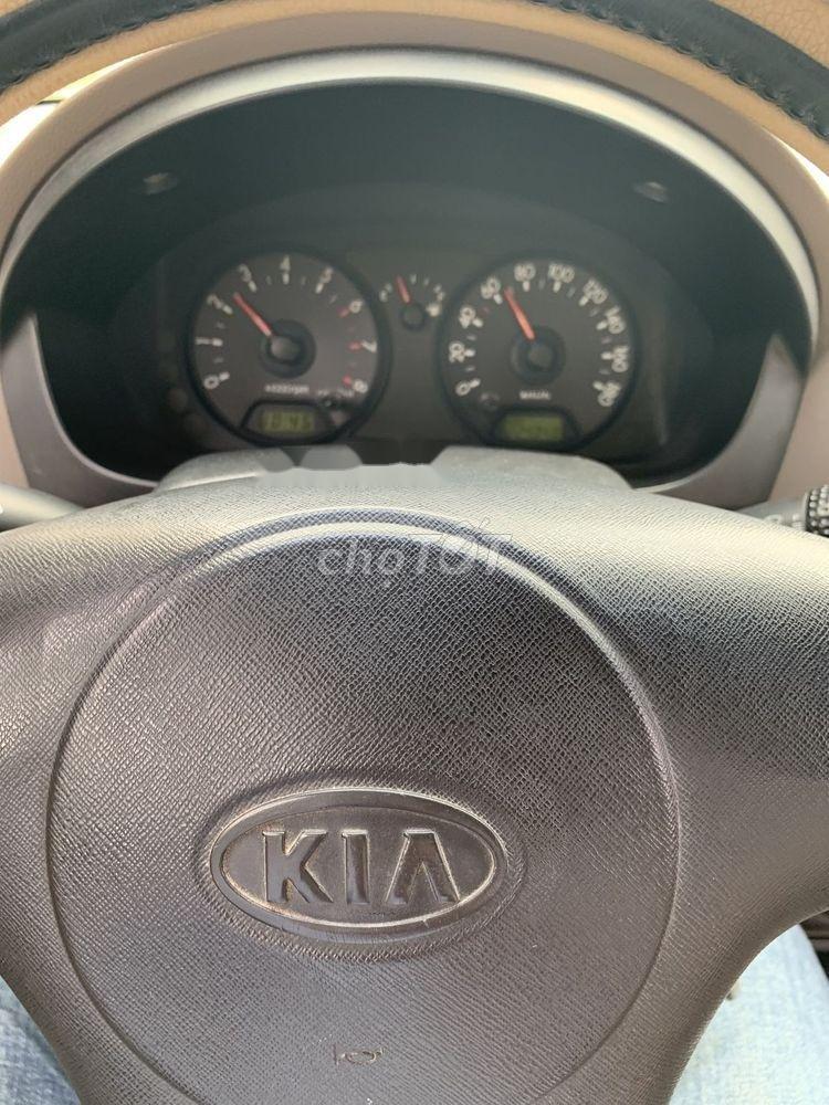 Cần bán xe Kia Morning SLX  MT sản xuất 2004, màu bạc, nhập khẩu (10)