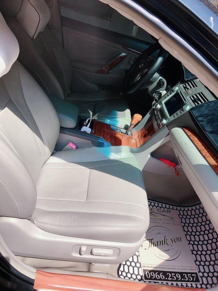 Bán ô tô Toyota Camry năm sản xuất 2008, giá 490tr, xe nguyên bản (10)